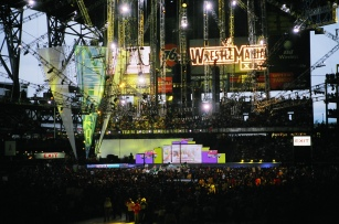 Wrestlemania - From Safeo Field.