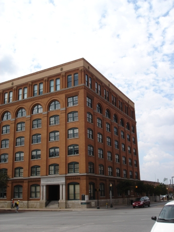 Dallas Book Depository.