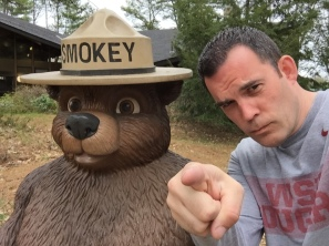 Only YOU can prevent forest fires.