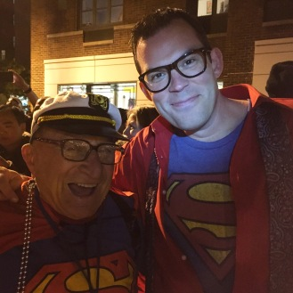 Fun night at the Village's Halloween Parade.