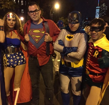 I knew I'd find some other Super Friends!