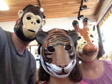 Sacramento Zoo. We're here.